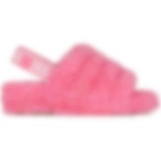 UGG - Fluff Yeah Slide - Pink Rose
