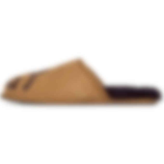 UGG - Scuff Logo - Chestnut/Espresso