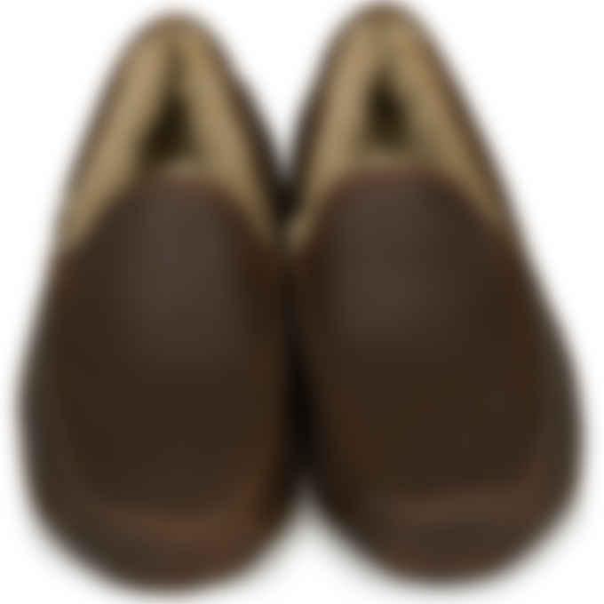 UGG - Ascot Matte Leather - Cognac