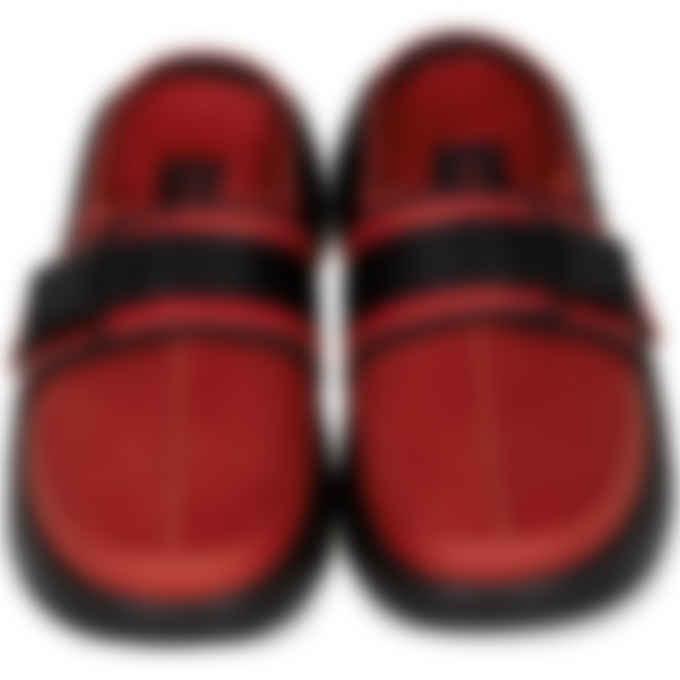 UGG - Kick It Slide - Samba Red