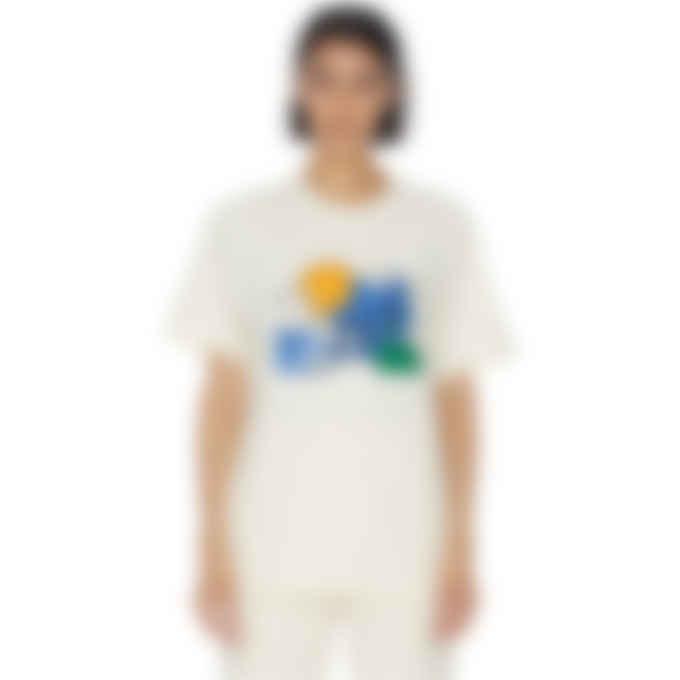 adidas Originals - Treffy Recycles T-Shirt - Non Dyed