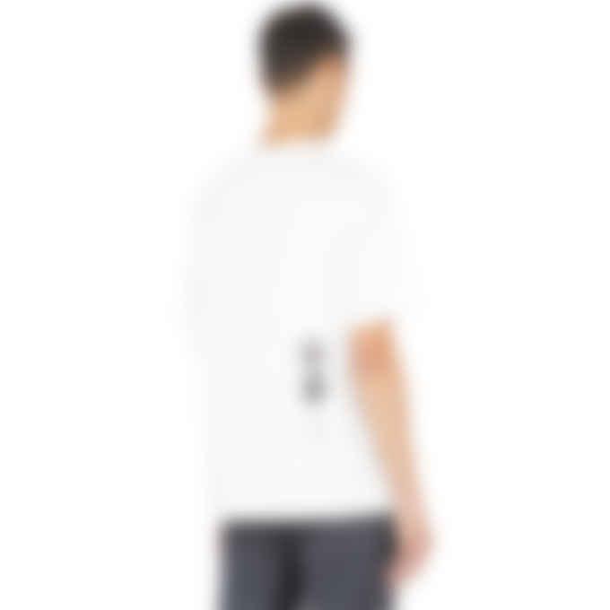 Y-3 - CH2 Zine Page-1 T-Shirt - Core White