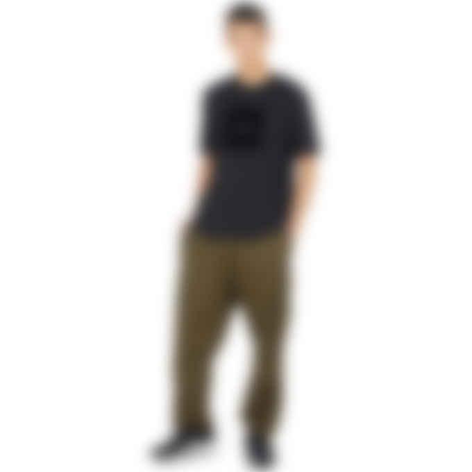 Y-3 - Square Logo T-Shirt - Black