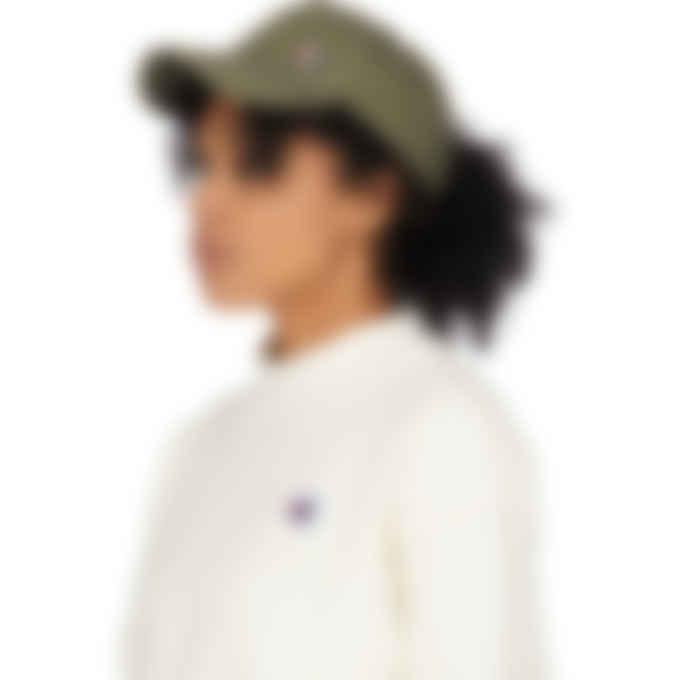 Champion - Classic Twill 'C' Logo Cap - Cargo Olive