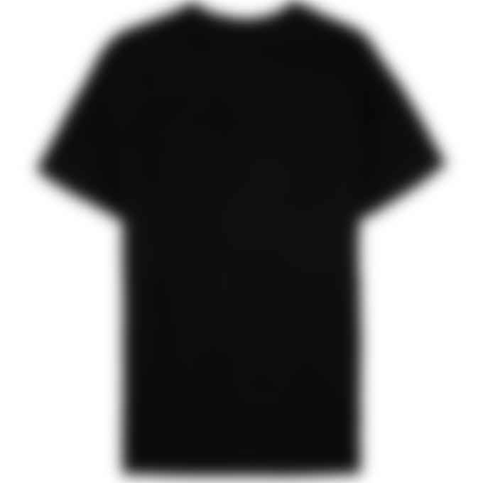 Champion - Heritage Chainstitch Script Logo T-Shirt - Black