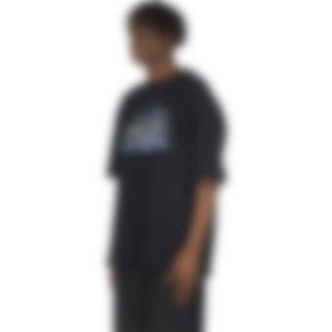 influenceu - Lucid Dreams Ribbed Heavy T-Shirt - Black