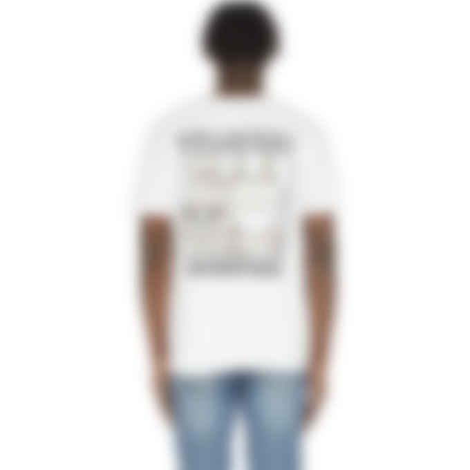 influenceu - 'Dreams Come True!' T-Shirt - White