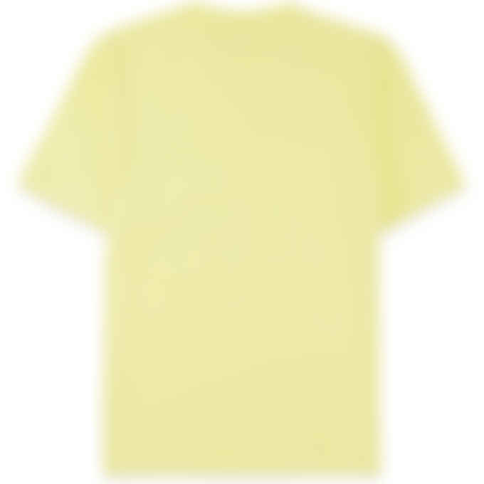 Maison Kitsuné - Regular Fit T-Shirt - Lemon