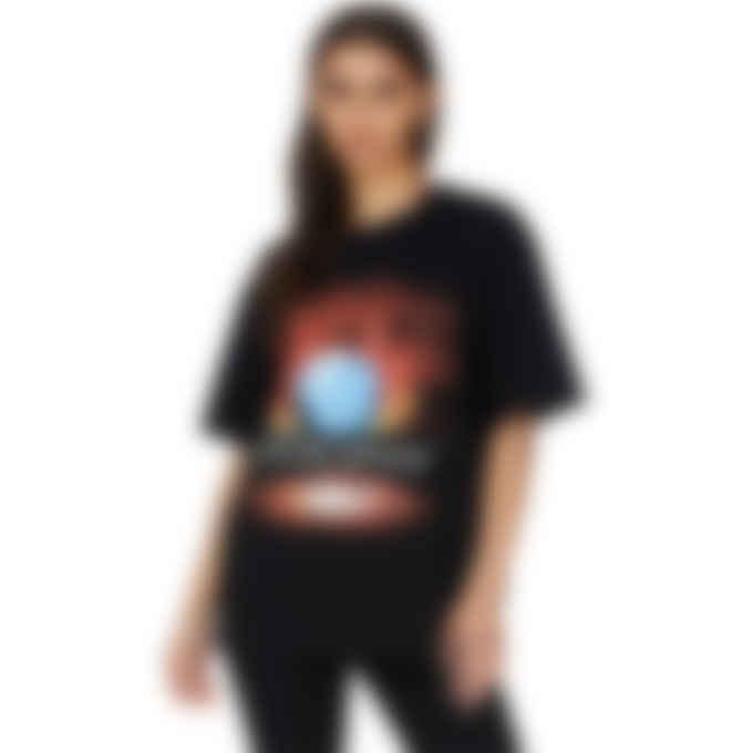 MISBHV - Globe Crystals T-Shirt - Black