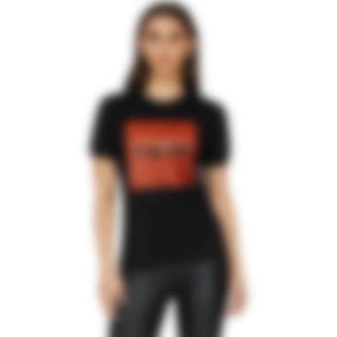 MISBHV - Rave Fitted T-Shirt - Black