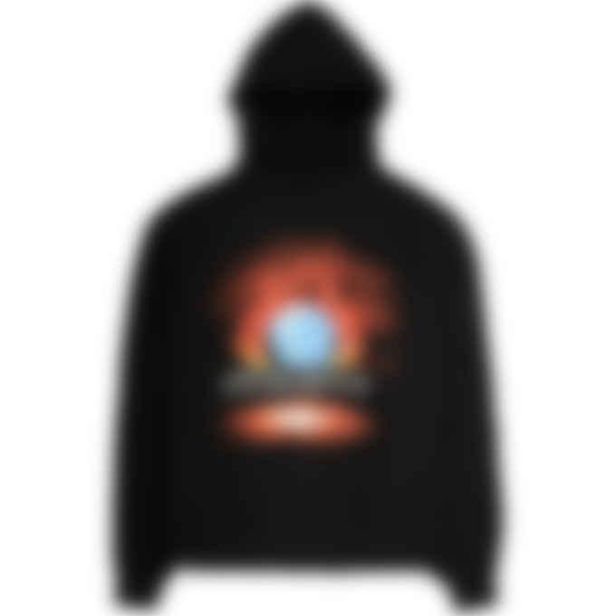 MISBHV - Globe Crystals Hoodie - Black