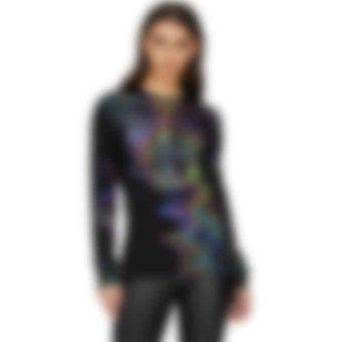 MISBHV - Liquid Long Sleeve Top - Black
