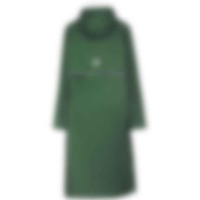 Kenzo - Kenzo Sport 'Little X' Logo Parker Scooter Jacket - Green