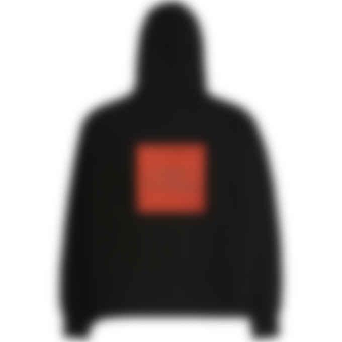 MISBHV - Rave Hoodie - Washed Black