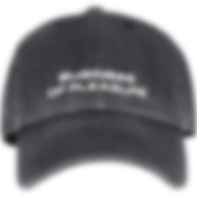MISBHV - Business Of Pleasure Cap - Washed Black