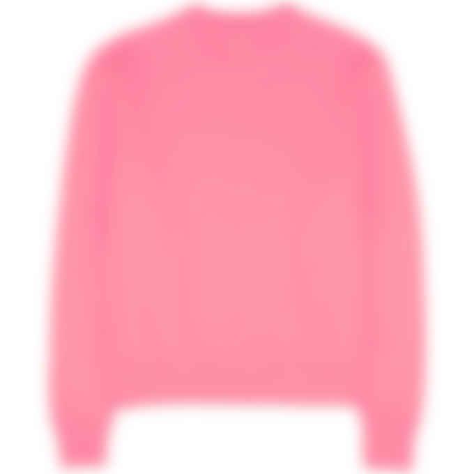 adidas Originals x Pharrell Williams - Pharrell Williams Basics Crew Sweater - Semi Solar Pink
