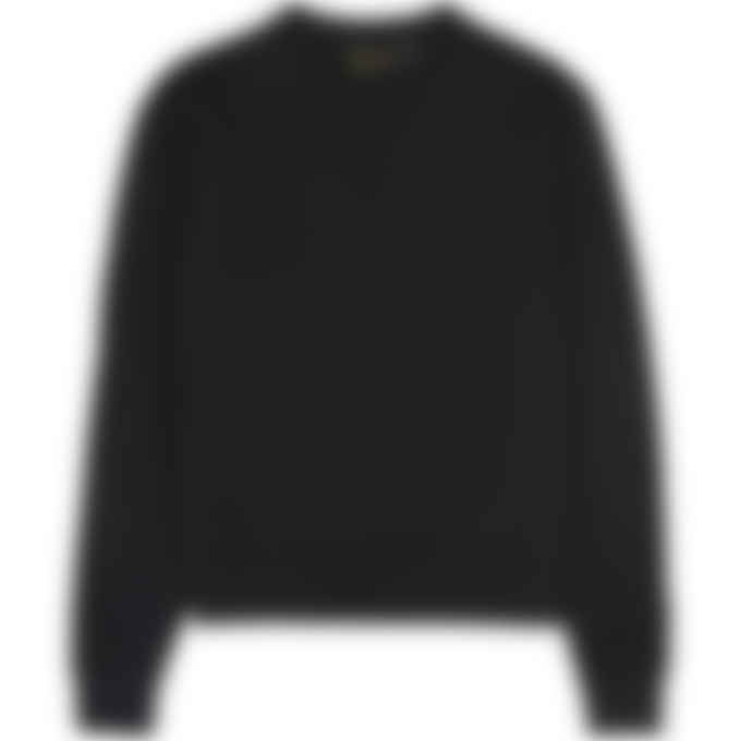adidas Originals x Pharrell Williams - Pharrell Williams Basics Crew Sweater - Black