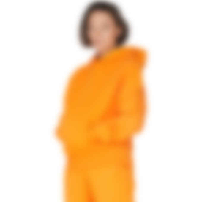 adidas Originals x Pharrell Williams - Pharrell Williams Basics Hoodie - Bright Orange