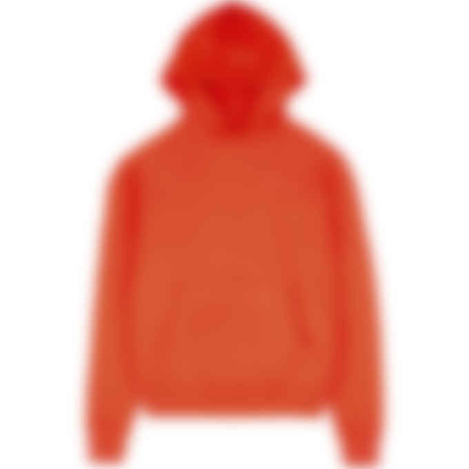 adidas Originals x Pharrell Williams - Pharrell Williams Basics Hoodie - Active Red