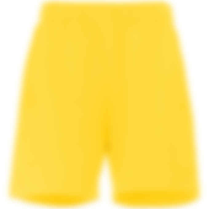 adidas Originals x Pharrell Williams - Pharrell Williams Basics Shorts - Bold Gold