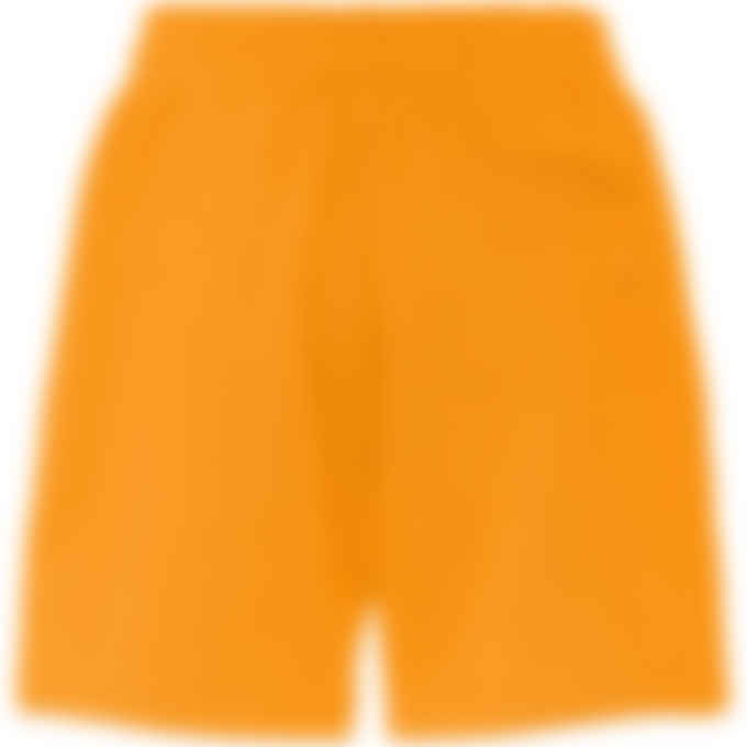 adidas Originals x Pharrell Williams - Pharrell Williams Basics Shorts - Bright Orange