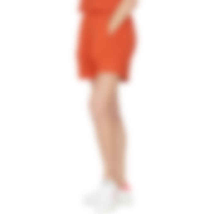 adidas Originals x Pharrell Williams - Pharrell Williams Basics Shorts - Active Red