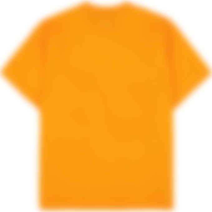 adidas Originals x Pharrell Williams - Pharrell Williams Basics T-Shirt - Bright Orange
