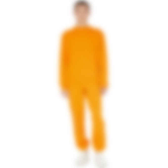 adidas Originals x Pharrell Williams - Pharrell Williams Basics Sweatpants - Bright Orange