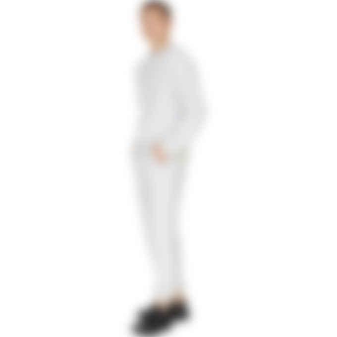 adidas Originals x Pharrell Williams - Pharrell Williams Basics Sweatpants - Light Grey Heather