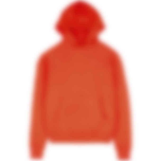 adidas Originals x Pharrell Williams - Pharrell Williams Basics Hoodie - Active Red