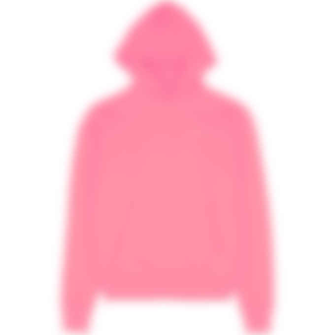 adidas Originals x Pharrell Williams - Pharrell Williams Basics Hoodie - Semi Solar Pink