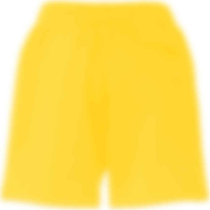 adidas Originals x Pharrell Williams - Pharrell Williams Basics Shorts - Bold Gold