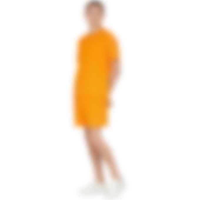 adidas Originals x Pharrell Williams - Pharrell Williams Basics Shorts - Bright Orange