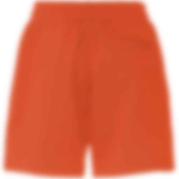 adidas Originals x Pharrell Williams - Pharrell Williams Basics Shorts - Active Red