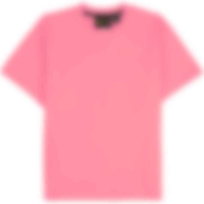 adidas Originals x Pharrell Williams - Pharrell Williams Basics T-Shirt - Semi Solar Pink