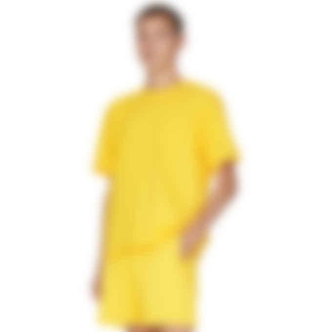 adidas Originals x Pharrell Williams - Pharrell Williams Basics T-Shirt - Bold Gold
