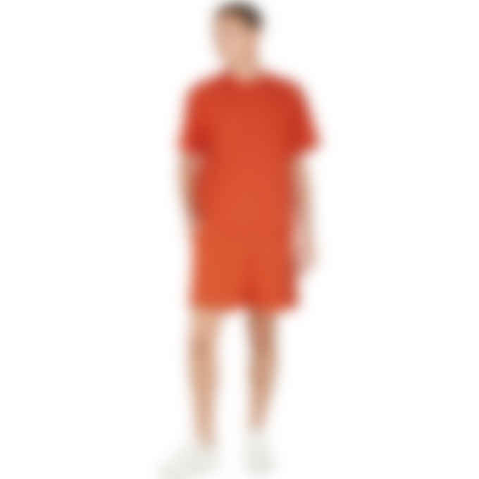 adidas Originals x Pharrell Williams - Pharrell Williams Basics T-Shirt - Active Red
