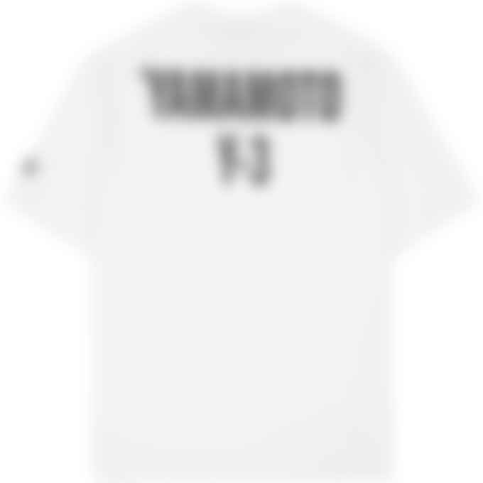 Y-3 - CH2 Graphic T-Shirt - Off White