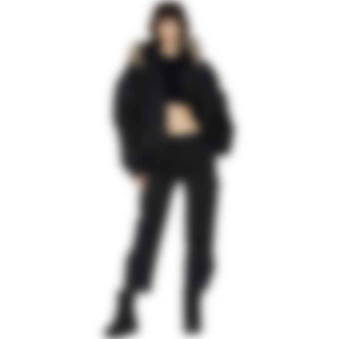 YEEZY - Fur Bomber - Black