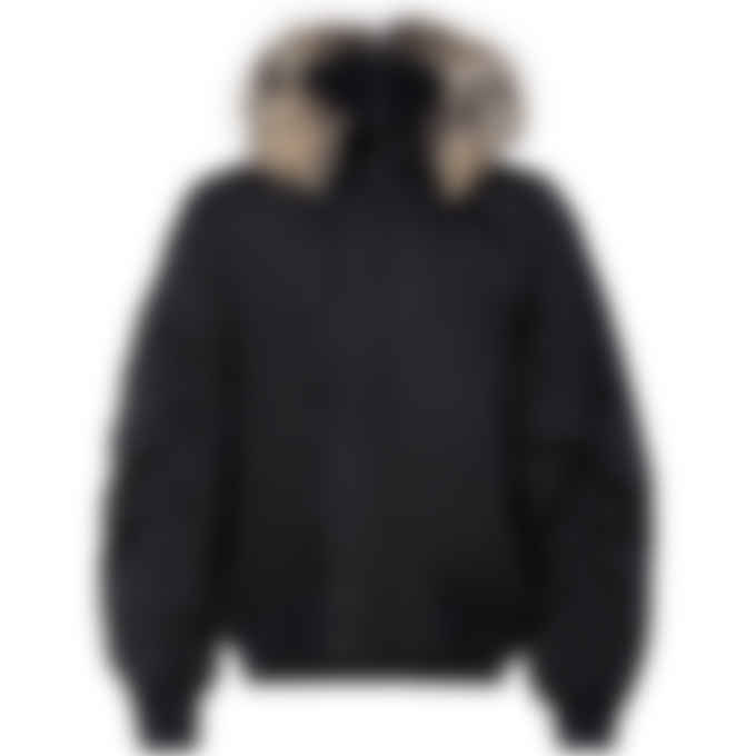 YEEZY - Fur Bomber - Black