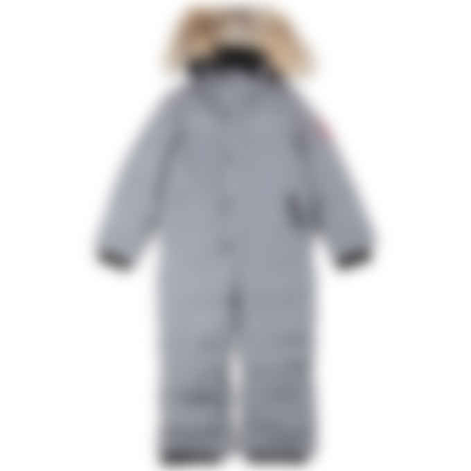 Canada Goose - Kids Grizzly Snowsuit - Mid Grey