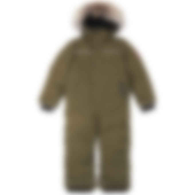 Canada Goose - Kids Grizzly Snowsuit - Military Green