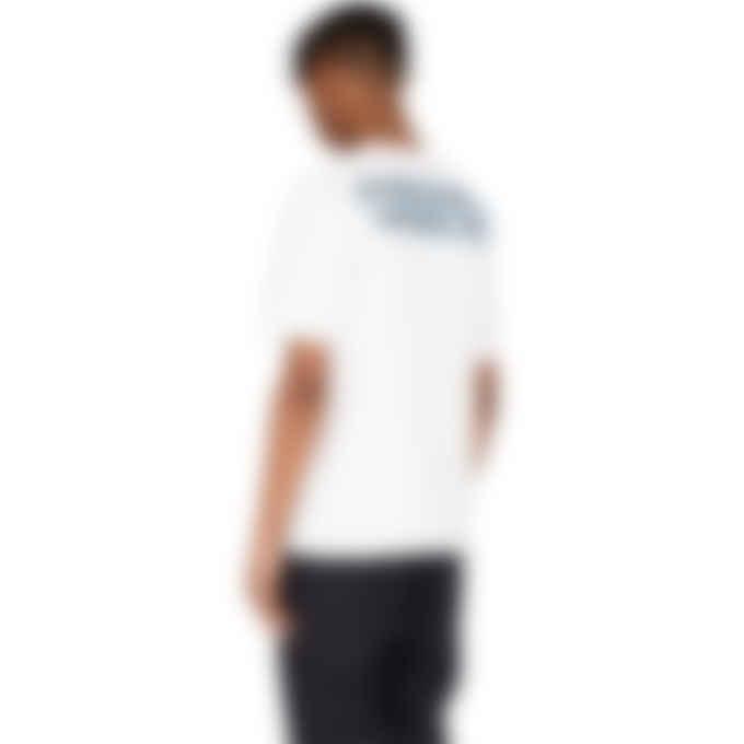 McQ Alexander McQueen - Blazing Force T-Shirt - Optic White