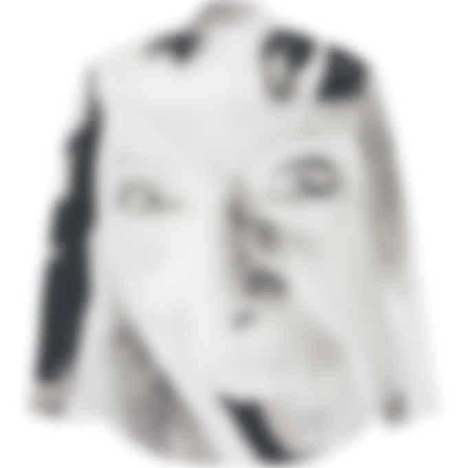 MSGM - Dario Argento x MSGM Print Shirt - White