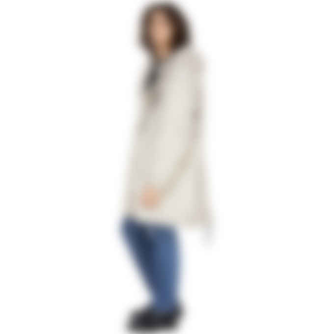 MSGM - Eco Leather Jacket - Sand