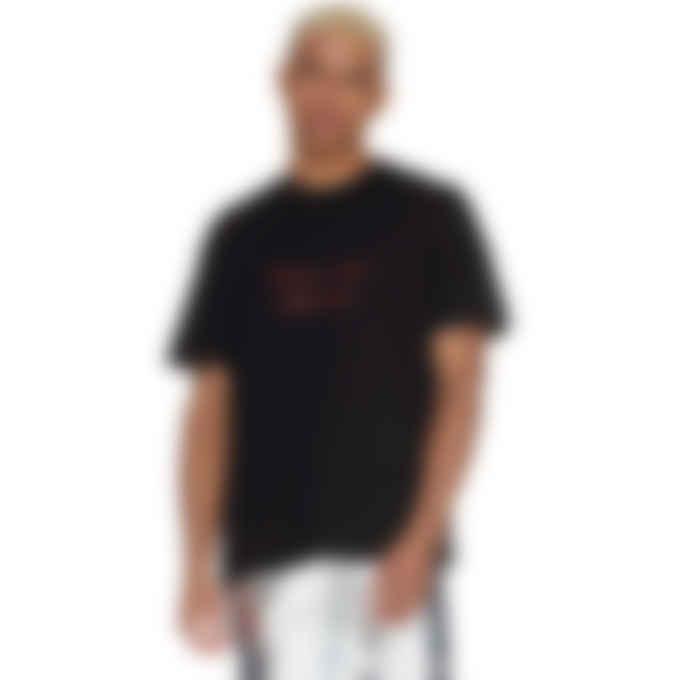 MSGM - Dario Argento Quote T-Shirt - Black