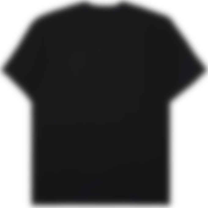 MSGM - Tonal Box Logo T-Shirt - Black