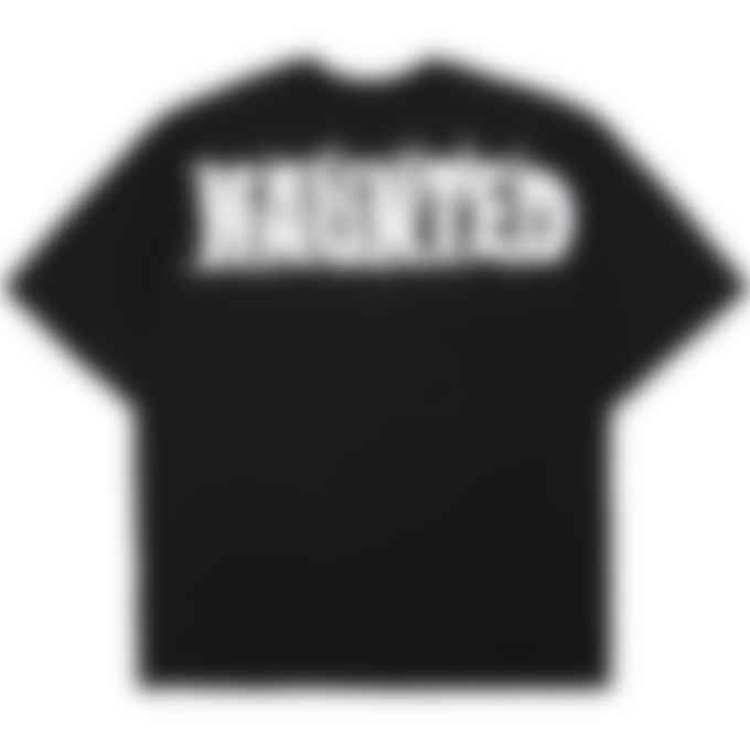 MSGM - New Collection Haunted T-Shirt - Black