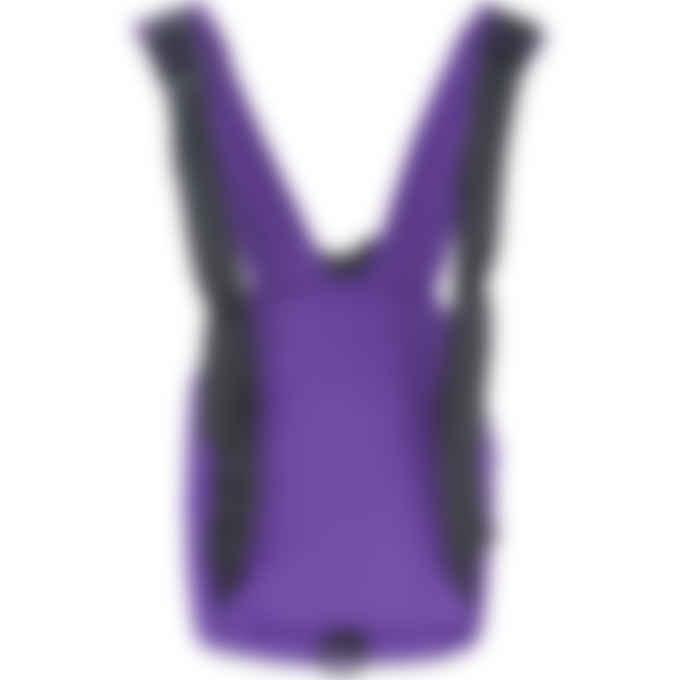 MSGM - Small Micro Logo Backpack - Purple