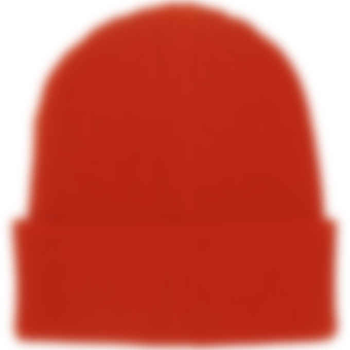 MSGM - Logo Beanie - Red